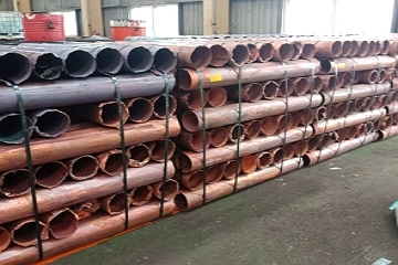 Recycling of Electrolytic Copper Pipe/Foil